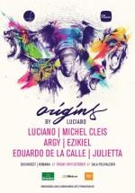 Origins by Luciano la Sala Polivalentă din Bucureşti