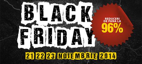Black Friday 2014: reduceri la bilete pentru spectacole, concerte sau piese de teatru
