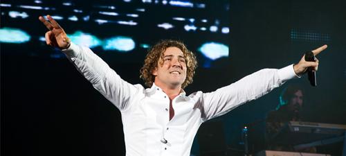 David Bisbal se întoarce în concert la Bucureşti, în martie 2015