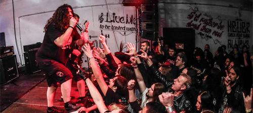 FOTO: November to Dismember Metal Fest 2014 la Bucureşti