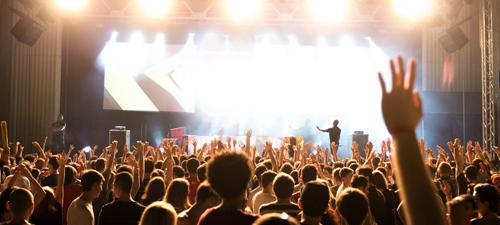 Concertele anului 2015 în România