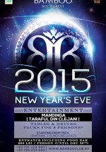 Revelion 2015 în Club Bamboo din Bucureşti