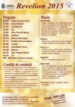 Revelion 2015 în Drumul Taberi din Bucureşti