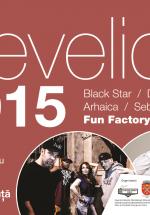 Revelion 2015 în Piaţa Mare din Sibiu