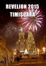Revelion 2015 în Piaţa Victoriei din Timişoara
