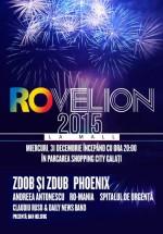 Revelion 2015 la Galaţi Shopping City