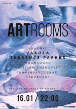 ArtRooms cu Vakula & Terrence Parker la Palatul Camerei de Comerţ din Bucureşti (CONCURS)