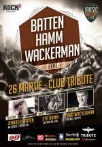 Concert Jennifer Batten, Stuart Hamm şi Craig Blundell în Club Tribute din Bucureşti