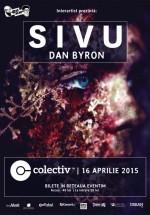 Concert Sivu în Club Colectiv din Bucureşti