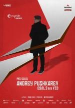 Andrey Pushkarev la Palatul Spayer din Bucureşti