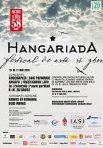 Festivalul Hangariada 2015 la Iaşi (CONCURS)