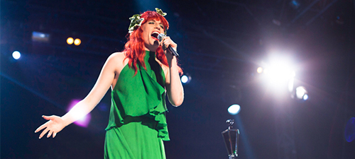 Florence and The Machine, Jamie Woon, Alt-J, printre primele nume confirmate la Sziget Festival 2015
