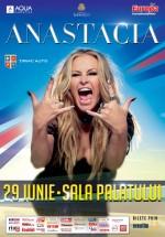 Concert Anastacia la Sala Palatului din Bucureşti – ANULAT
