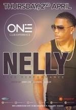 Concert Nelly în ONE Club din Bucureşti