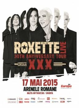 Concert Roxette la Arenele Romane din Bucureşti (CONCURS)
