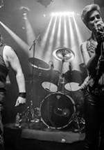 """FOTO: TIARRA – lansare album """"X"""", în club Fabrica din Bucureşti"""