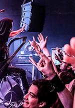 FOTO: Behemoth în Club Colectiv din Bucureşti