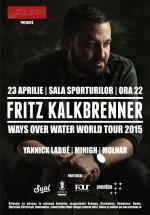 Fritz Kalkbrenner la Sala Sporturilor din Cluj-Napoca