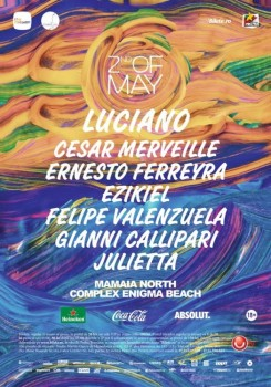 The Mission presents Cadenza – 2nd of May la Mamaia