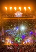 RECENZIE: David Guetta şi Franz Ferdinand în ultima zi de Sziget Festival 2013 (POZE)