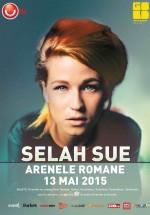 Concert Selah Sue la Arenele Romane din Bucureşti