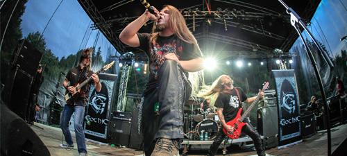 Gothic, Kistvaen, Cap de Craniu şi Crimena, primele trupe româneşti de la Maximum Rock Festival 2015