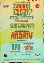 Soundcheck Fest 021 la Arenele Romane din Bucureşti