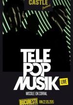 Télépopmusik în Colectiv din Bucureşti