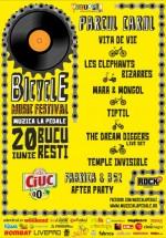Bicycle Music Festival 2015 la Bucureşti