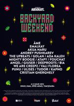 Backyard Weekend 2015 la Timişoara