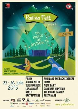Padina Fest 2015 (CONCURS)