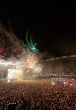 FOTO: David Guetta, Tujamo, Third Party şi Pendulum DJ Set, în ultima zi de UNTOLD Festival 2015