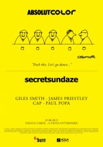 secretsundaze: Giles Smith & James Priestley la Halele Carol din Bucureşti