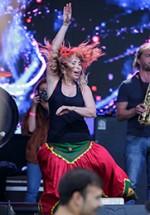 FOTO: Fanfare Ciocarlia, Kocani Orkestra şi Lemon Bucket Orkestra, în a doua zi de Balkanik Festival 2015