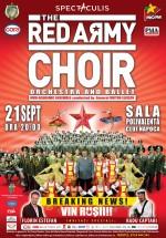 Concert Corul Armatei Roşii (The Red Army Choir) la Sala Polivalentă din Cluj-Napoca