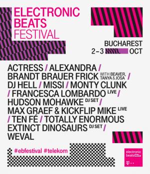 Electronic Beats Festival Bucharest 2015