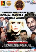 United Artists Festival: Loredana, Connect-R, Alina Aremia la Arenele Romane din Bucureşti