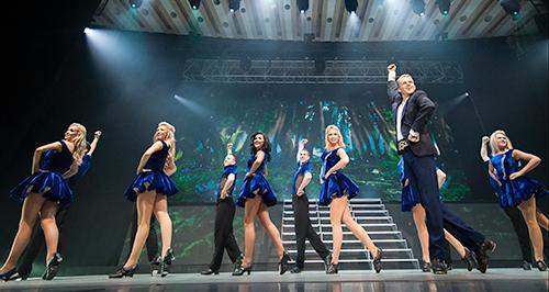 FOTO: Lord Of The Dance – Dangerous Games! la Bucureşti