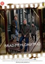 Concert Brad Mehldau Trio la Sala Radio din Bucureşti