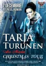 Concert Tarja Turunen – Ave Maria Christmas Tour, la Bucureşti şi Cluj-Napoca