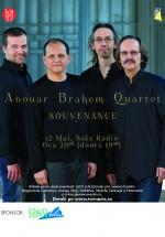 Concert Anouar Brahem Quartet la Sala Radio din Bucureşti