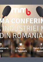 Mastering The Music Business, prima conferinţă dedicată industriei muzicale din România