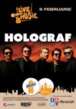Concert Holograf la Berăria H din Bucureşti