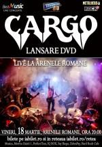 Concert CARGO la Arenele Romane din Bucureşti