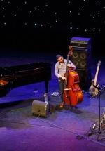 FOTO: Roberto Fonseca Trio la Teatrul Naţional Bucureşti