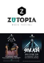 ZUtopia Music Festival în Piaţa Constituţiei din Bucureşti
