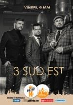 Concert 3 Sud Est la Berăria H din Bucureşti