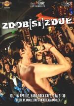 Concert Zdob şi Zdub în Hard Rock Cafe din Bucureşti