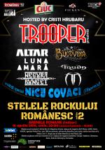 Stelele Rockului Românesc 2016 la Arenele Romane din Bucureşti