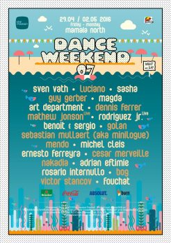 The Mission Dance Weekend 07